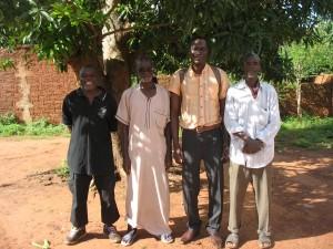 au village de Farakoba